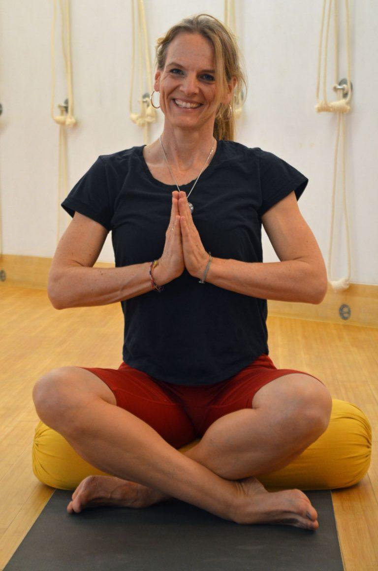 Andrea Mehnert-Lange Iyengar Yoga Lehrerin